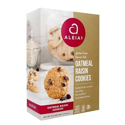 Aleia's GF Oatmeal Raisin Cookies