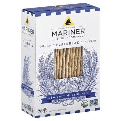 Mariner Sea Salt Multigrain Flatbread