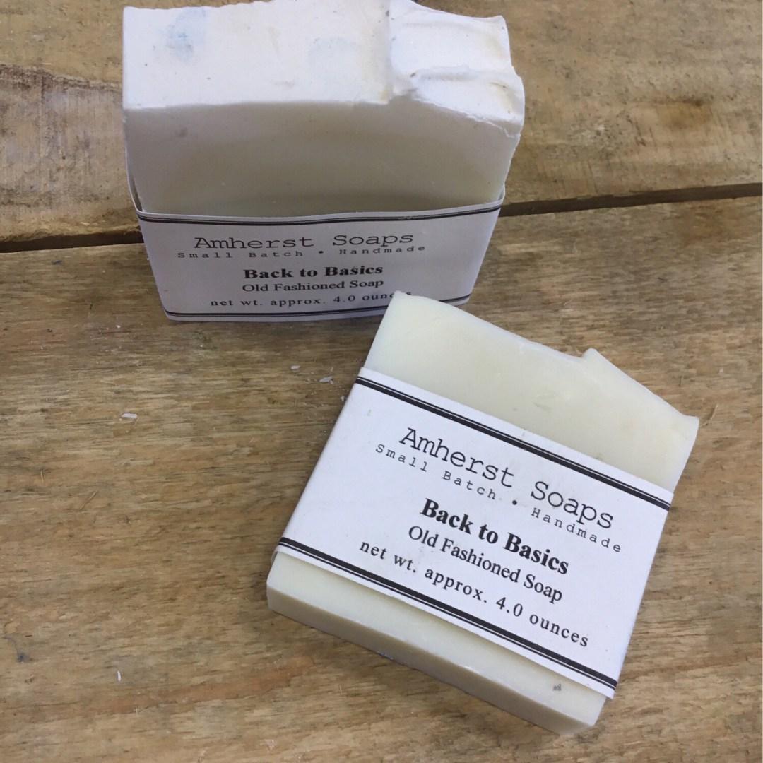 Amherst Soap Back to Basics