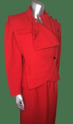 Courrèges Skirt Suit