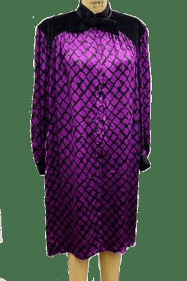 Yves St Laurent Shirt Dress