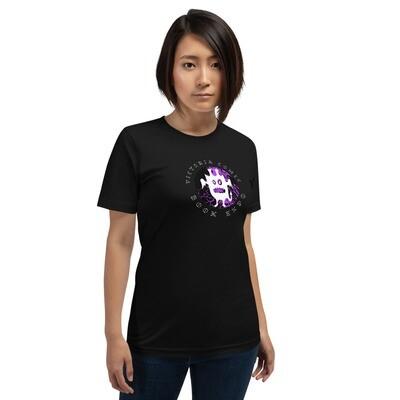 VCBE Dagerotypos Short-Sleeve Unisex T-Shirt