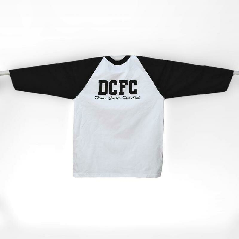 Deana Carter Fan Club - DCFC 90s Retro T-shirt - SMALL