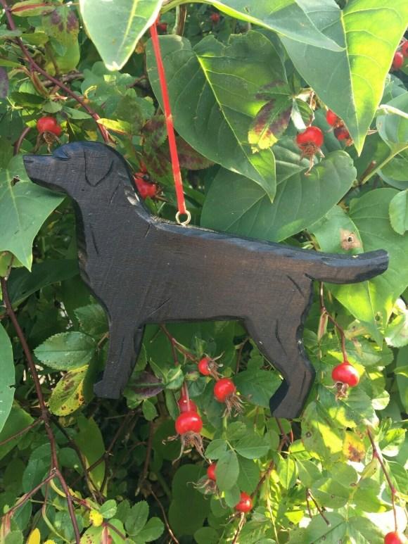 Large Labrador Ornament