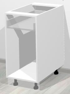Кухонный корпус нижний с одним ящиком