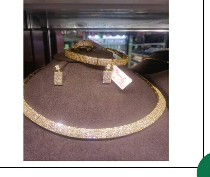 COSTUME GOLD PLATED JEWELLERY