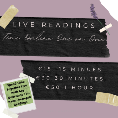 Live Reading 1 Hour
