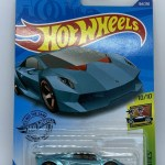Hot Wheels 2020 Hw Exotics Super Treasure Hunt Lamborghini Sesto Elemento With Protector