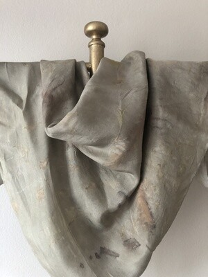 SA 3- Pure silk accessory scarf