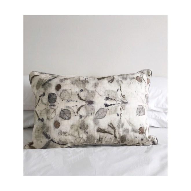 CC 07 Hemp/linen Cushion Cover
