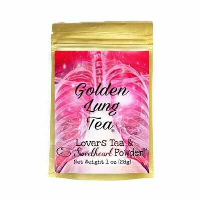 Lovers Tea & Sweetheart Powder 1oz