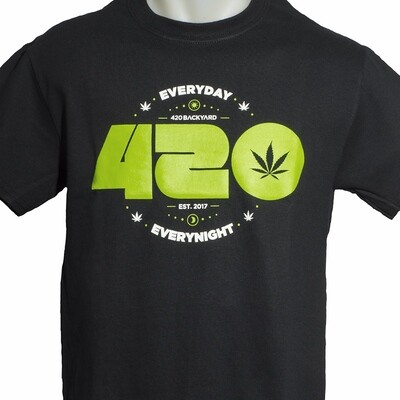 420 everyday t-shirt