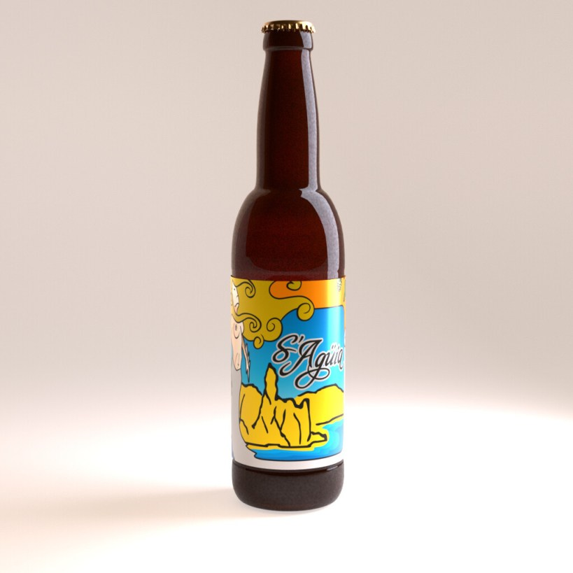 Cervesa Marina S'Aguïa (33cl)