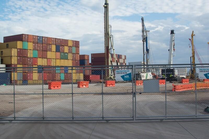 Docks - Yarraville A4 Fine Art Print