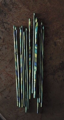 Caspian Regular Crochet Hook Set