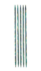 Caspian Wood Double Pointed Needles 6 inch
