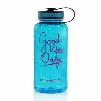 Large Aqua Good Vibes®