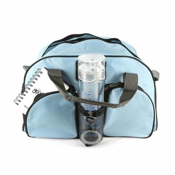 Sky Blue Motivational Gym Bag®