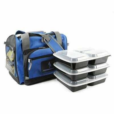Royal Motivational Meal Prep Bag®