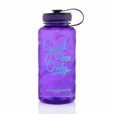 Large Purple Good Vibes®