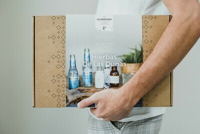 BOXED. Hierbas by the Alchemist