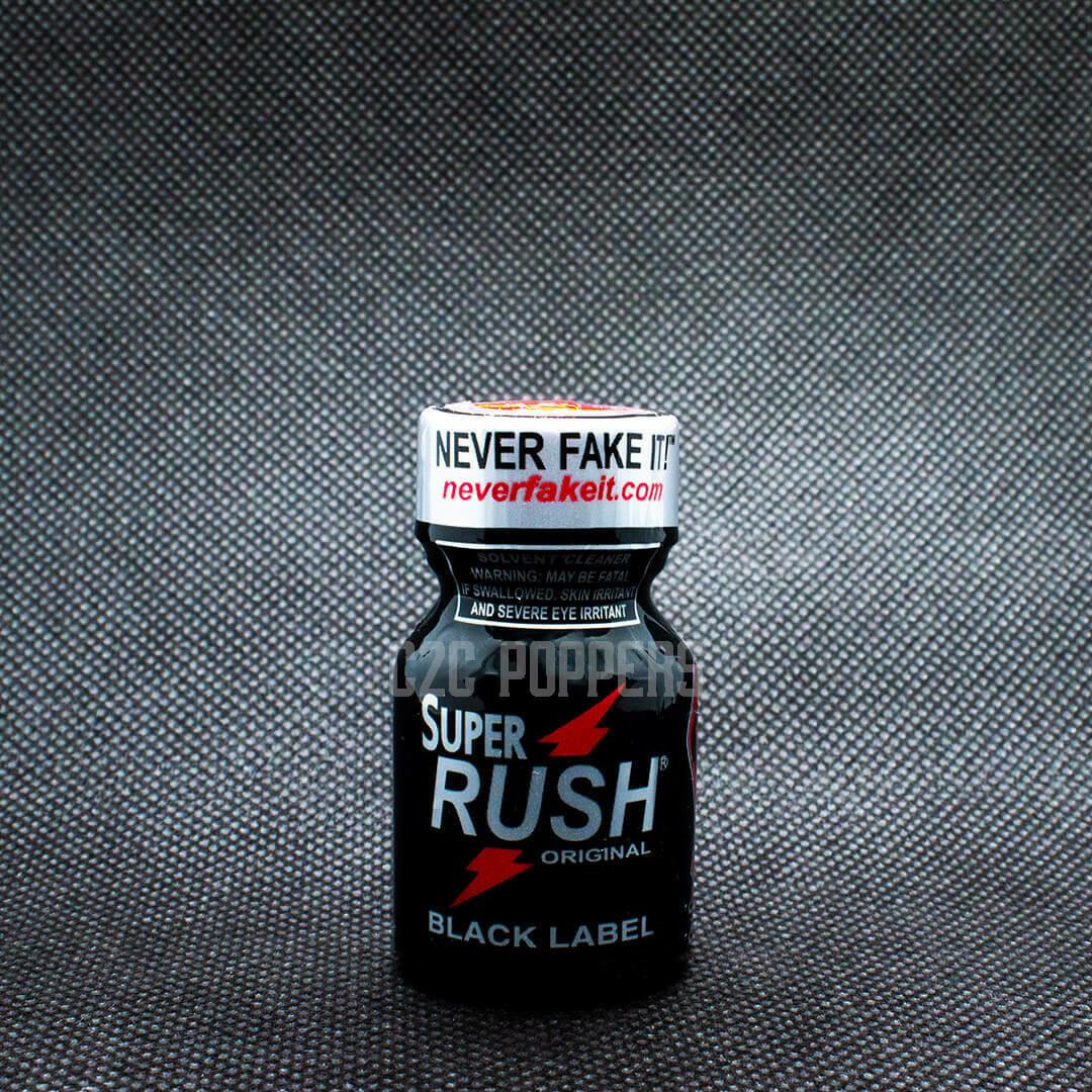 Super Rush Black Poppers