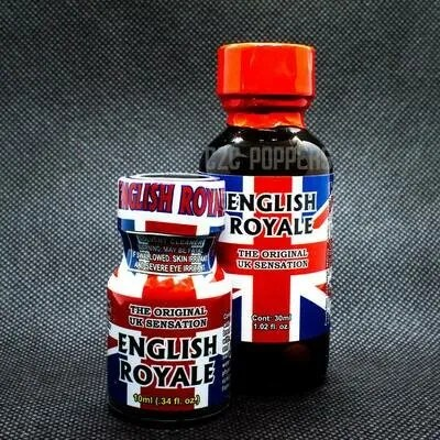 English Royale Poppers