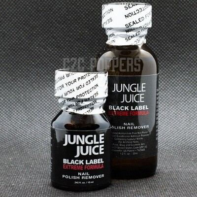 Jungle Juice Black Nail Polish Remover