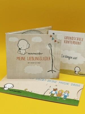 Kombi: CD + minicard