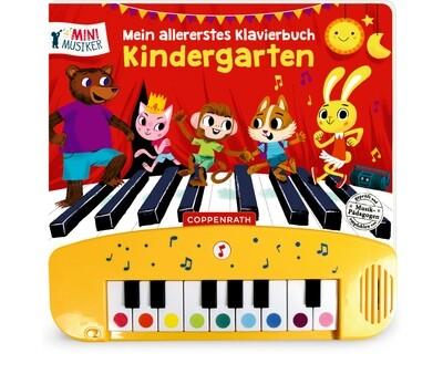 Mein allererstes Klavierbuch: Kindergarten