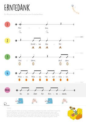 Rhythmical: Erntedank