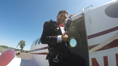 Tandem Skydive w/ Photos