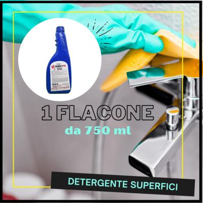 Detergente igienizzante per superfici - CLORO 2 P.U.