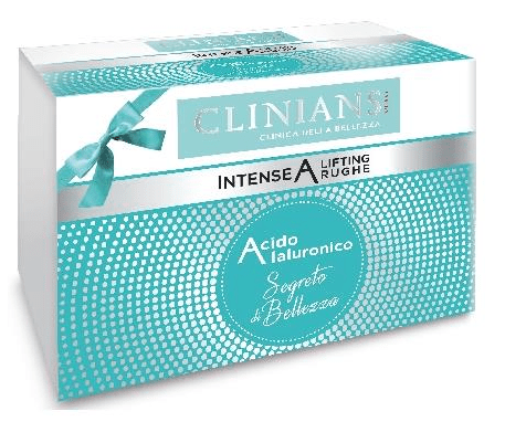 Clinians Reg. Intense acido ialuronico,200ml + Trousse