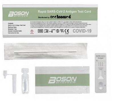 1000 Boson Test Antigenico Rapido fai da te SARS-CoV-2
