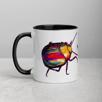 Coffee Mug - Funky Bugs
