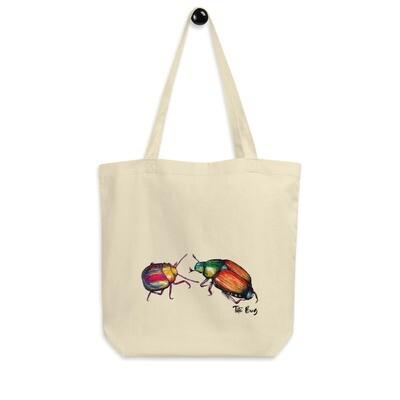 Eco Tote Bug Shopping Bag