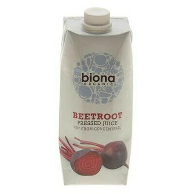 Biona Organic Beetroot Juice 500ml