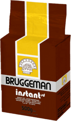 Bruggeman Dried Yeast 500g