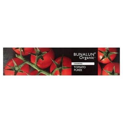 Bunalun Organic Tomato Puree 130g