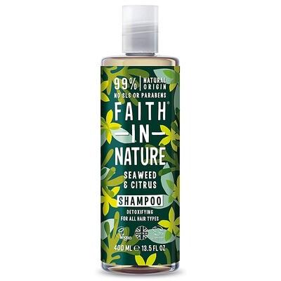 Faith In Nature Seaweed Citrus Shampoo 400ml