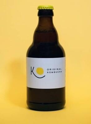 Ko Kombucha Organic Original Kombucha 330ml