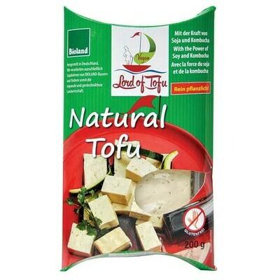 Lord Of Tofu Organic Natural Tofu 200g