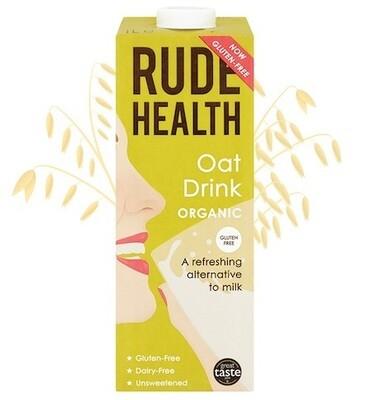 Rude Health Organic Oat Drink 1Lt