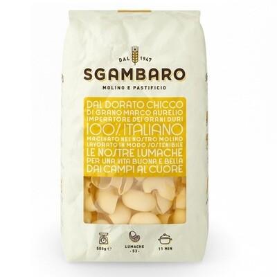 Sgambaro Pasta Lumache No.53 500g