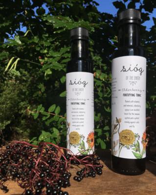 Sióg Elderberry Tonic 250ml