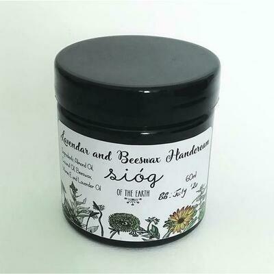 Sióg Lavender & Beeswax Handcream 60ml