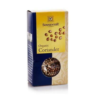 Sonnentor Organic Coriander Whole(seeds) 35g