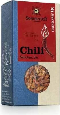 Sonnentor Organic Chilli Peppers Hot 25g