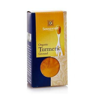 Sonnentor Organic Turmeric 40g